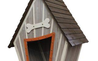Чертежи будки для собаки с размерами: 90 фото, как сделать своими руками среднюю конуру для овчарки