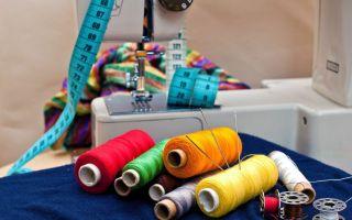 Юбка-солнце на резинке, выбор ткани, простой мастер-класс