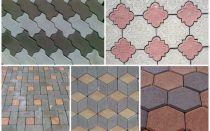 Тротуарная Плитка: Изготовление, Укладка Своими Руками+Видео