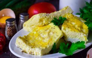 Омлет — рецепты приготовления омлета на сковороде