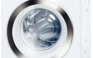 Стиральные машины Bosch отзывы реальных покупателей 2021