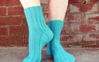 Вязание носков: 100 фото примеров как связать простые и красивые носки