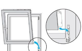 Регулировка пластиковых окон и дверей самостоятельно: инструкция по проведению процедуры