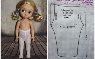 Одежда для кукол своими руками (115 фото): легкий мастер-класс по пошиву