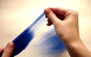 Картины из шерсти: основы живописи и мастер-классы для начинающих