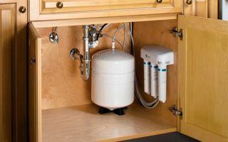 Установка фильтров для очистки воды: как правильно подключить систему своими руками в квартире, схема монтажа
