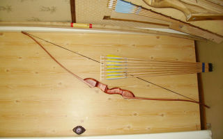 Как сделать лук в домашних условиях: чертежи, схема, описание, инструкция, 100 фото и видео