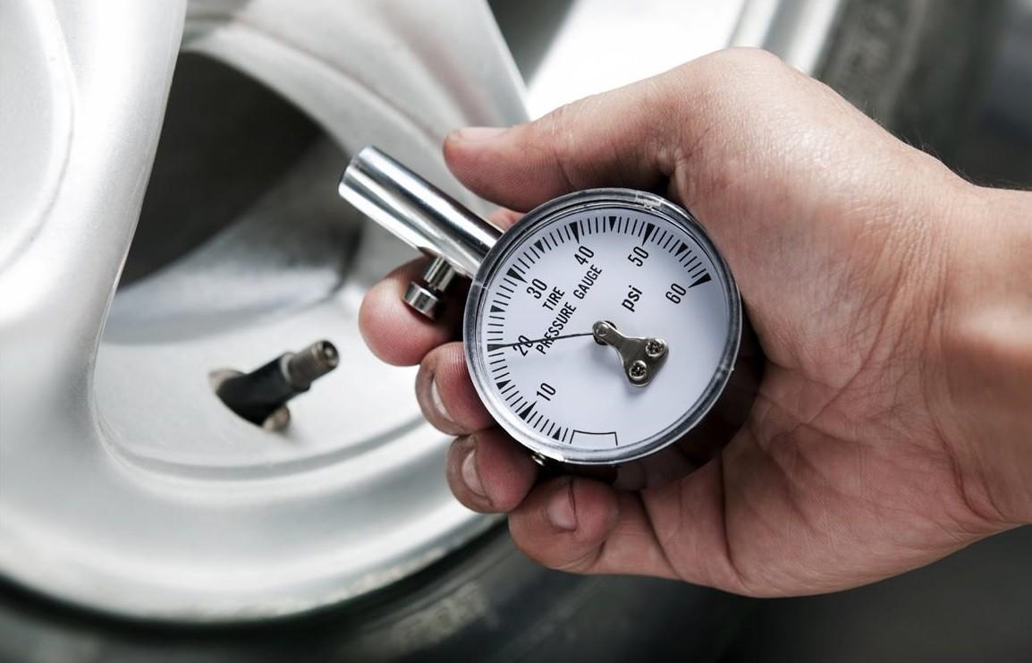 Манометр - измерение давления