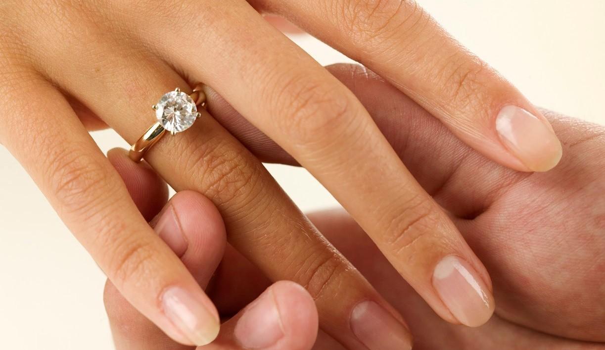 Размер обручального кольца